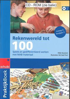Heuninck, Hilde. Rekenwereld tot 100. Plaats VESA 376.51 HEUN