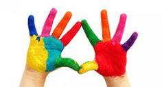 Zelf vingerverf maken: leuk, makkelijk en goedkoop! | Koken, Kind, Koken met kinderen, Kind, Koken met kinderen, Inspiratie | Yunomi