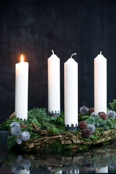 CHRISTMAS 5: In love with all the traditional things to do all year round.