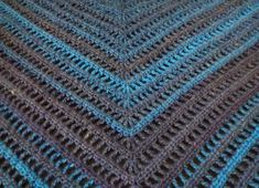 Háčkovaný maxi šátek/pléd Blanket, Crochet, Ganchillo, Blankets, Cover, Crocheting, Comforters, Knits, Chrochet