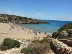 Siracusa spiaggia calamosche