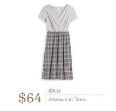 Stitch Fix Fall 2016 - Gilli, Adalea Knit Dress