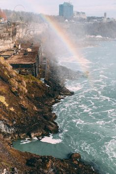 Cool rainbow pic.