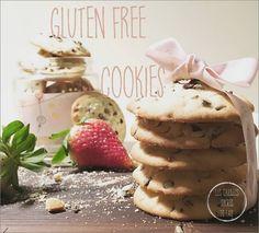 Les Carnets Sucrés de Lau': Gluten-free Cookies (chocolat-noisette)