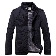 LOVE THIS BLUE COAT FOR MY husband  Burberry Mans Jackets