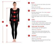 How to Measure. DRESSSALE.COM