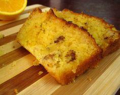 Orange Vanilla Cake [Eggless]