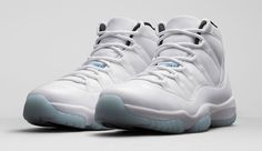 e29fecf0f6cd The Air Jordan 11 Legend Blue Release Date. The long awaited Air Jordan 11  Legend Blue edition of the original Columbia colorway returns for Christmas.