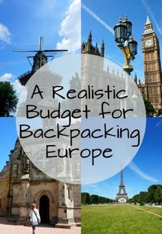 A Realistic Budget for Backpacking Europe - The Eclectic VoyagerA Realistic Budget for Backpacking Europe - The Eclectic Voyager