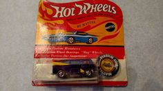 Hot Wheels Redline blister pack VW Beach Bomb unpunched blister, rare purple #HotWheels
