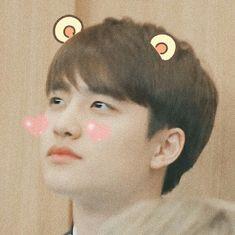 Kaisoo, Kyungsoo, Park Chanyeol Exo, Exo Do, Do Kyung Soo, Bts Korea, Little Babies, Chibi, Kpop