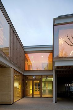Gallery of Jean Carrière Nursery School / Tectoniques Architects - 12