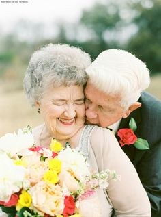 65 year anniversary photo shoot... Doesn't get more precious than these two!!