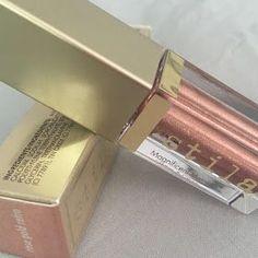 Stila rose gold liquid eyeshadow #Eyeshadows