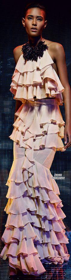 Balmain Resort 2016 Women's Fashion RTW   Purely Inspiration