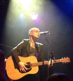 Sinead O'Connor at the El Rey Theater, Feb. 20, 2012