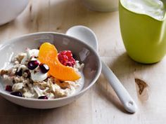 Bircher Muesli by Louise Fulton Keats recipe - Practical Parenting Magazine - Yahoo!7 Lifestyle