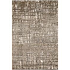 Get the Look: Get the Look: A New Neutral Combination with a Zest of Navy. Modern neutral rug by Carini Lang.