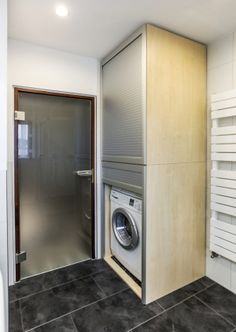 Badrenovierung Stuttgart dryer washing machine cabinet bathroom washing