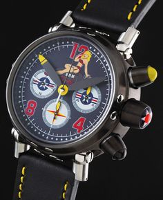 M Watches Bombers Chronograph Brm Watches, Sport Watches, Cool Watches, Watches For Men, Omega Speedmaster Moonwatch, Romain Jerome, Tag Heuer, Elegant Watches, Beautiful Watches