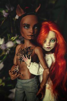 Одомашненные куклы | VK