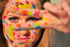 Definately doing paint for my senior pictures :)