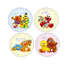 Sesame Street Baby Shower | Sesame Street Party Supply Collection. Sesame  Beginnings Baby Shower .