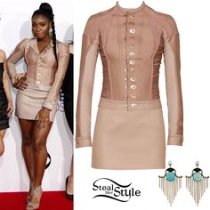 Normani Kordei: 2015 People's Choice Awards Outfit