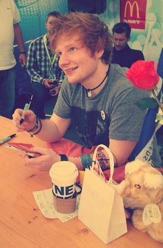 He looks so fluffy and cuddly here. Tune in next time for more Ed spam :)