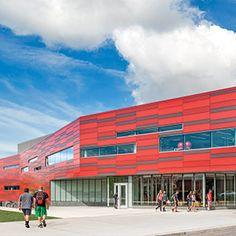 Walter J. Hawrys Campus Recreation Center - Stony Brook University