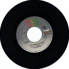 """Pet Shop Boys, """"West End Girls"""", 1985"""