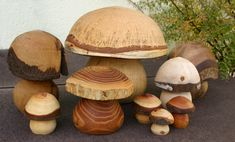 Woodturning is a form of woodworking that is used to create wooden objects on a lathe. Description from quazoo.com. I searched for this on bing.com/images