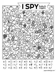 Teaching İdeas 478577897906444269 - Free Printable I Spy Game – Fruits & Veggies – Paper Trail Design Source by mitsoukoaucp Car Activities, Classroom Activities, Preschool Activities, Game Fruit, I Spy Games, Hidden Pictures, Paper Trail, Activity Sheets, Business For Kids