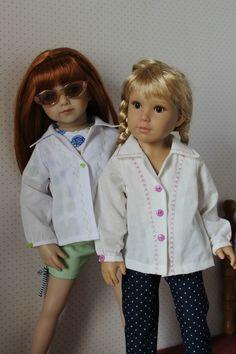 KIDZ 'N' CATS - patron J - CHEMISE: 1) http://poupeecouture.canalblog.com/archives/2014/06/19/30105253.html 2) http://p7.storage.canalblog.com/78/04/944781/97032981_o.jpg 3) http://p3.storage.canalblog.com/37/32/944781/97033001_o.jpg