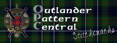 Representing the crafting fans of Outlander!