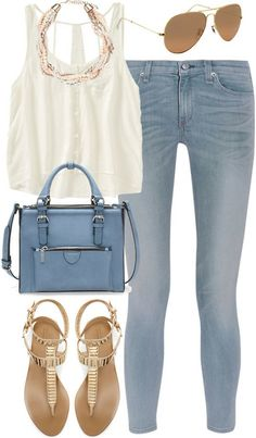 Summer movie date outfit on Pinterest | School Parties Casual Outfitu2026