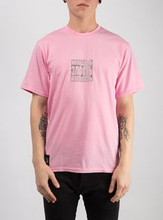 sever streetwear brand russia youth anger pink t-shirt design     Футболка М.З.Н унисекс рефлектив – Каталог