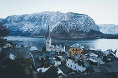 A other perspective on Hallstatt. by Johannes Hulsch #xemtvhay