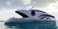 I WANT this yacht!