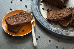 Whole Foods Plant Based Thanksgiving - Chocolate Pumpkin Cake