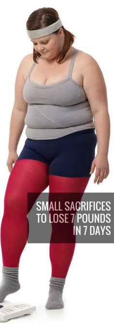 Small Sacrifices To Lose Weight In Matter Of Weeks | Skinny Ben