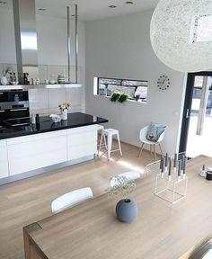 INSPO -> #kitchen Cred: @hanneromhavaas #sfs #inspo #gofollow #kjøkken #interiordetails #romforstil #interior_and_living #nordicminimalism #interior4all #interiordecorating #interiorstyling #nordichome #mynordicroom #scandinaviandesign #interior_design #homestyling #interiør #interior #nordisk_interior #interieur #interiores #homedecor #roomforinspo #passion4interior #nordiskinspirasjon #finahem #rom123 #nordikspace #diningroom