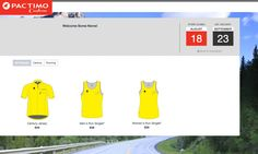 One Week Only! Some Nerve Running Tanks, Cycling Jerseys for Sale!