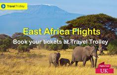 Cheap flights to Nairobi from UK