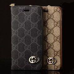 高級ブランド GUCCI グッチ iphone7/7 plus/6s/6s plusケース 手帳型 ビジネス風 大人雰囲気 ポケットが付き 卓上スタンド機能が備える 高級品質 手触りが良い