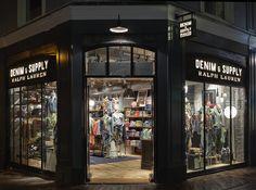 Denim & Supply Ralph Lauren Den Haag Netherlands