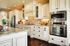 Best White Kitchen Cabinets Decor