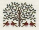 The Drawn Thread for Marie Thérèse Saint-Aubin  free pattern