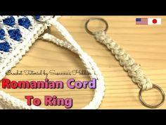 Crochet Cord, Cute Crochet, Crochet Hats, Crochet Handbags, Youtube, Purse Holder, Bags, Knitting Hats, Crochet Purses