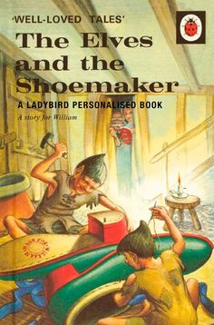 Our Ladybird Elves and the Shoemaker Story Book will be right up your street. Featuring your name and a message, this will be a cherished gift. 1980s Childhood, My Childhood Memories, Easy Reading Books, Classic Fairy Tales, Ladybird Books, Vintage Children's Books, Vintage Toys, My Books, Music Books